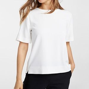 Judith & Charles off white blouse